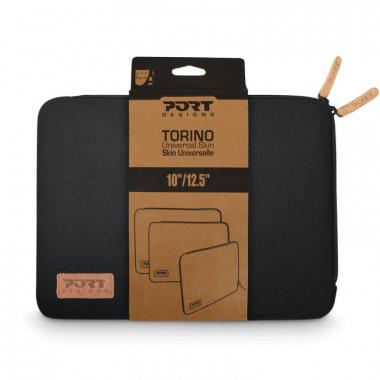 "Torino Sleeve 10/12.5"" Black | Port"