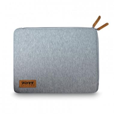 "Torino Sleeve 15.6"" Grey | Port"
