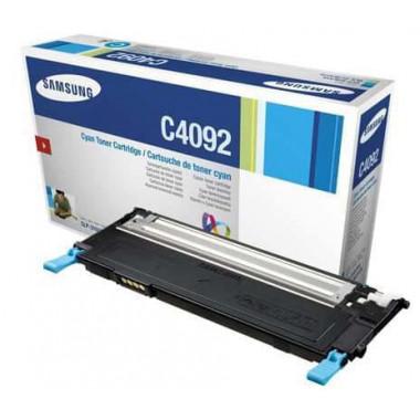 Toner CLT-C4092S Cyan - CLTC4092S   Samsung