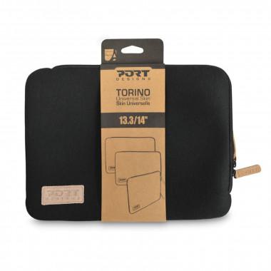 "Torino Sleeve 13.3"" Black | Port"