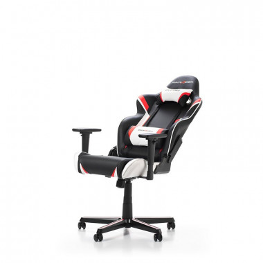 Racing R288-NRW - Noir/Blanc/Rouge/Simili Cuir/3D - GCR288NRWZ1   DXRacer