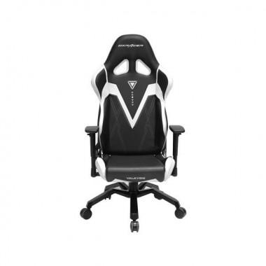 Valkyrie V03-NW - Noir/Blanc/Simili Cuir/3D - GCV03NWB1   DXRacer