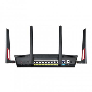 RT-AC88U - Switch 8 ports/WiFi AC 3200 - 90IG01Z0BM3000 | Asus
