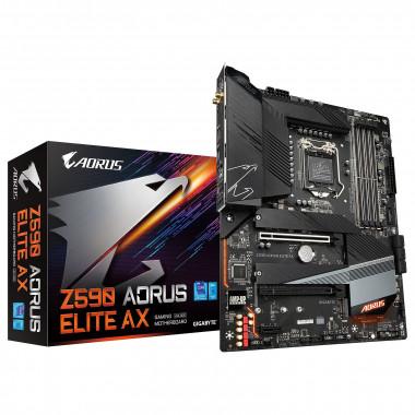 Pack i9-11900K + Z590 AORUS ELITE -  | Générique