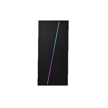 MR-PLB1 Porte latérale métal noir pr MR-003/MR-004 - MRPLB1 | M.RED