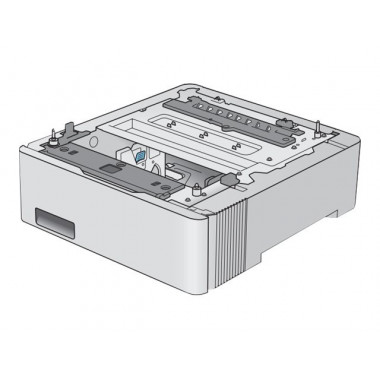 Bac à papier supp. 500 feuilles - CF404A | HP