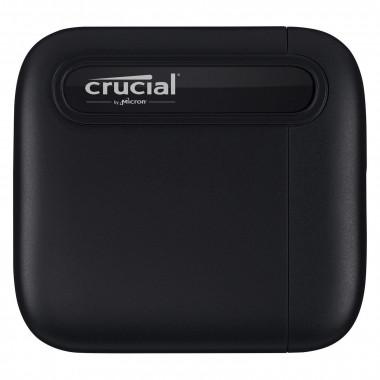 CT2000X6SSD9 USB-C 3.2 2To - CT2000X6SSD9   Crucial