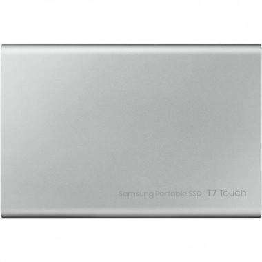 Portable T7 Touch 500Go USB3.2 Gen.2 MU-PC500S/WW - MUPC500SWW   Samsung