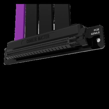 PCI-E 4.0 16X Riser 30cm - MCA-U000C-KPCI40-300 - MCAU000CKPCI40300 | Cooler Master