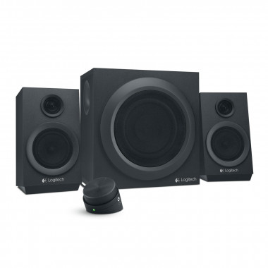 2HP+Caisson - Multimedia Speakers Z333 | Logitech