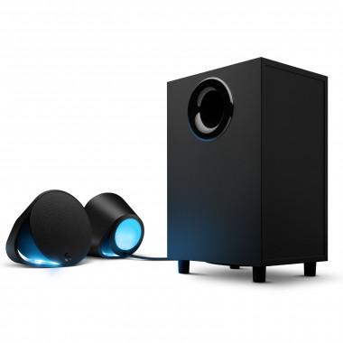 2HP+Caisson -  G560 LightSync Gaming Speakers | Logitech