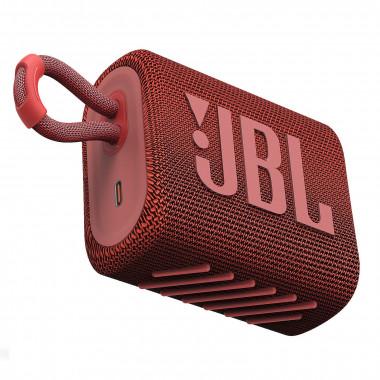 1 HP - GO 3 Rouge - JBLGO3RED   JBL
