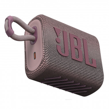 1 HP - GO 3 Rose - JBLGO3PINK   JBL
