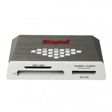 USB 3.0 Media Reader | Kingston