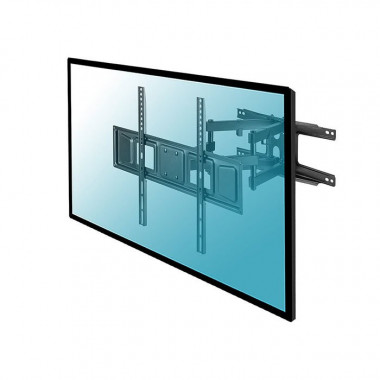 "Support mural articulé pour écran 37"" - 80"" - 0133265 | Kimex International"