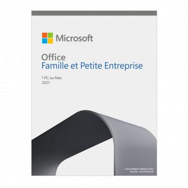 Office Famille/Petite Entreprise 2021  - T5D03522 | Microsoft