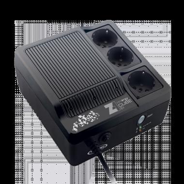 Z1 - Zenergy Cube EX 600VA Haute Frequence SCHUKO | Infosec