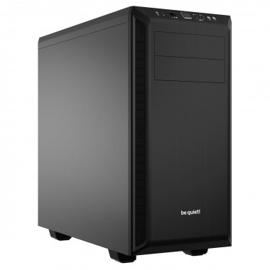 Pure Base 600 Black BG021 - mT/Sans Alim/ATX | Be Quiet!