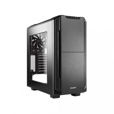 Silent Base 600 Black Window - MT/ssAlim/ATX/USB3 | Be Quiet!