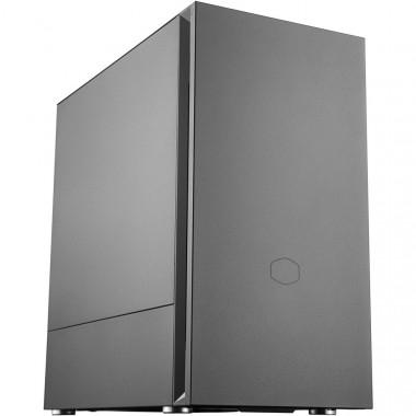 Silencio S400 MCS-S400-KN5N-S00 - mT/Ss Alim/MATX   Cooler Master