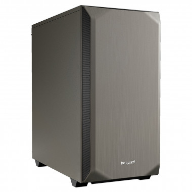 Pure Base 500 Gray BG036 - MT/Sans Alim/ATX | Be Quiet!