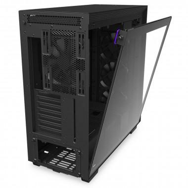 H710 Noir - MT/Sans Alim/E-ATX   NZXT