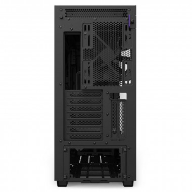 H710i Noir - MT/Sans Alim/E-ATX   NZXT