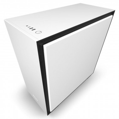 H710i Noir/Blanc - MT/Sans Alim/E-ATX   NZXT