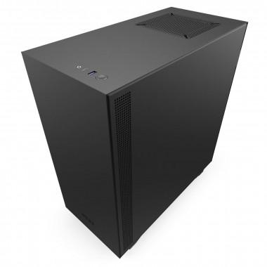 H510i Noir/Rouge - MT/Sans Alim/ATX   NZXT