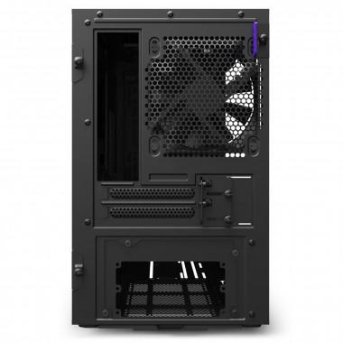 H210 Noir - mT/Sans Alim/ITX   NZXT