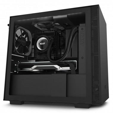 H210i Noir - mT/Sans Alim/ITX   NZXT