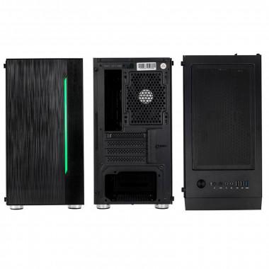 Inspire K6 RGB TG - mT/Sans Alim/mATX | Kolink