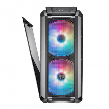 MasterCase H500P Gunmetal Mesh ARGB - MT/E-ATX   Cooler Master