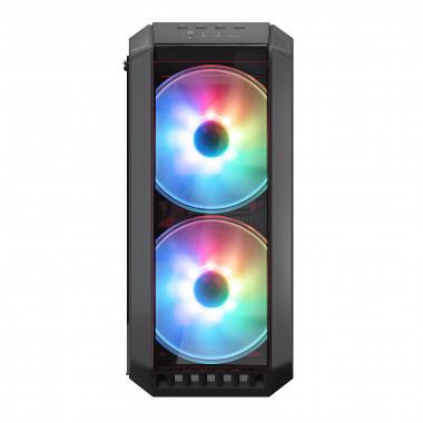 MasterCase H500 ARGB - MT/Sans Alim/E-ATX   Cooler Master