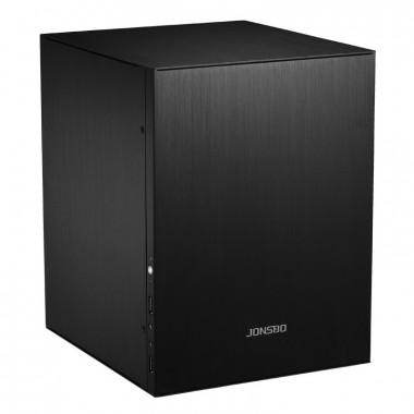 C2 Black - mT/Sans Alim/ITX | Jonsbo
