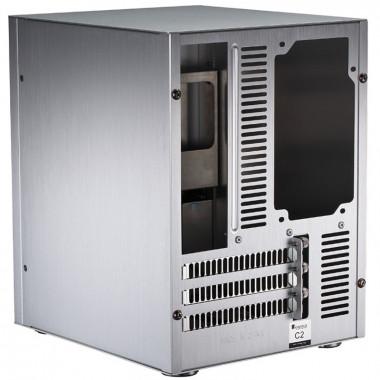 C2 Silver - mT/Sans Alim/ITX | Jonsbo