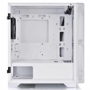 S100 TG Micro Chassis Snow - mT/Ss Alim/MATX | Thermaltake