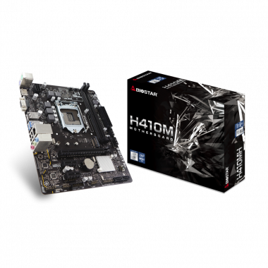 H410MH - H410/LGA1200/mATX | Biostar