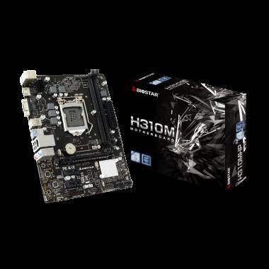 H310MHP - H310/LGA1151(2017)/mATX | Biostar