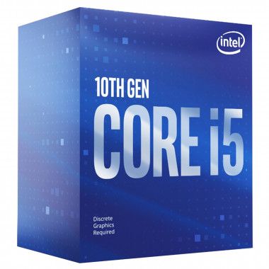 Core i5-10400F - 2.9GHz/12Mo/LGA1200/BOX | Intel
