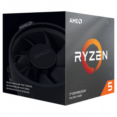 Ryzen 5 3500X - 3.6GHz/32Mo/AM4/BOX | AMD