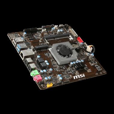 J1800TI - Celeron J1800/SO-DDR3/ITX/Bulk   MSI