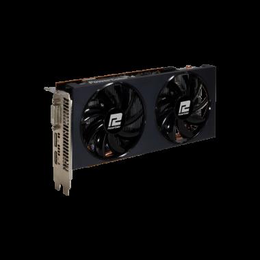 RX 5500 XT 8GB - RX5500XT/DVI/HDMI/DP   PowerColor