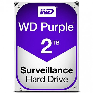 2To Purple SATA III 64Mo WD20PURZ | WD