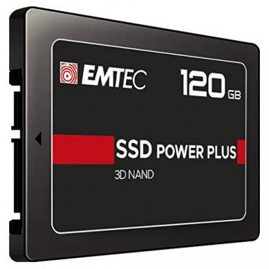 120Go SATA III - X150 Power Plus | Emtec