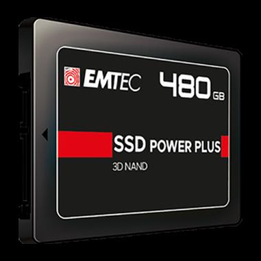 480Go SATA III - X150 Power Plus | Emtec
