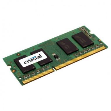 SO-DIMM 8Go DDR3 1600 1.35/1.5V CT102464BF160B | Crucial