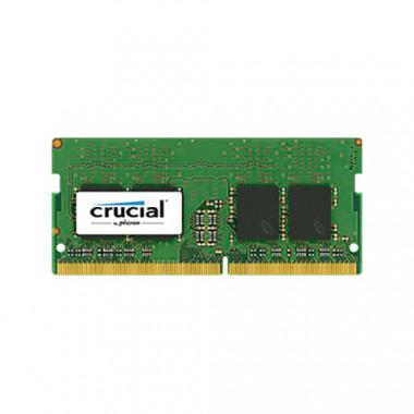 SO-DIMM 4Go DDR4 2400 CT4G4SFS824A | Crucial