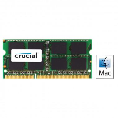 SO-DIMM 8Go DDR3 1600 for MAC CT8G3S160BM | Crucial