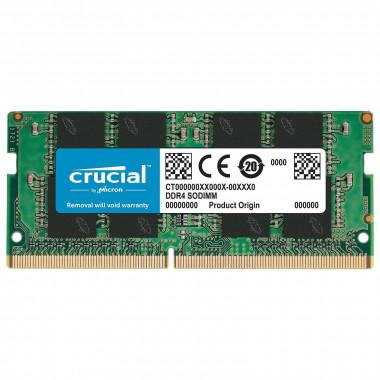 SO-DIMM 8Go DDR4 2666 CT8G4SFRA266 | Crucial